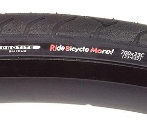 Panaracer Tires Pan Ribmo Protite 700X23 Wire Bk/Blk