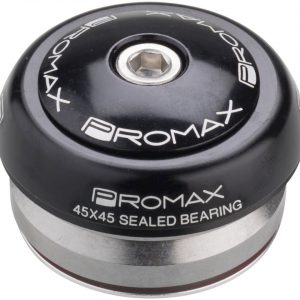 """Promax IG-45 Integrated 1-1/8"""" Headset (Black) (Alloy Sealed) (IS42/28.6) (IS42... - PX-HS13IN118-BK"""