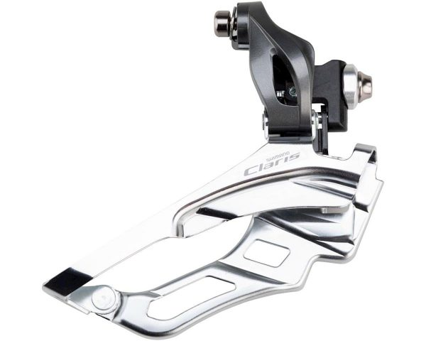 Shimano Claris FD-R2030 Front Derailleur (3 x 8 Speed) (Braze-On) (Bottom Pull) - EFDR2030F