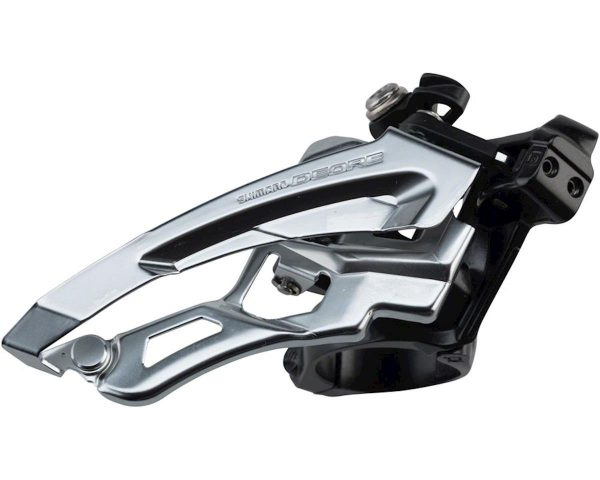 Shimano Deore FD-M6000 Front Derailleur (3 x 10 Speed) (31.8/34.9mm) (Low) (Side Sw... - IFDM6000LX6