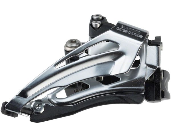 Shimano Deore FD-M6025-L Front Derailleur (2 x 10 Speed) (31.8/34.9mm) (Low) (Top S... - IFDM6025LX6