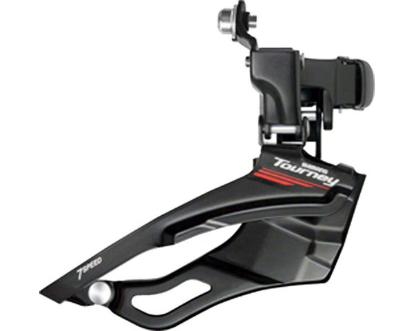 Shimano Tourney FD-A073 Front Derailleur (3 x 7 Speed) (28.6/31.8mm) (Bottom Pull) - EFDA073X3