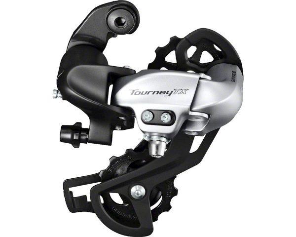 Shimano Tourney RD-TX800 Rear Derailleur (Black) (7/8 Speed) (Long Cage) (SGS) - ERDTX800SGSL