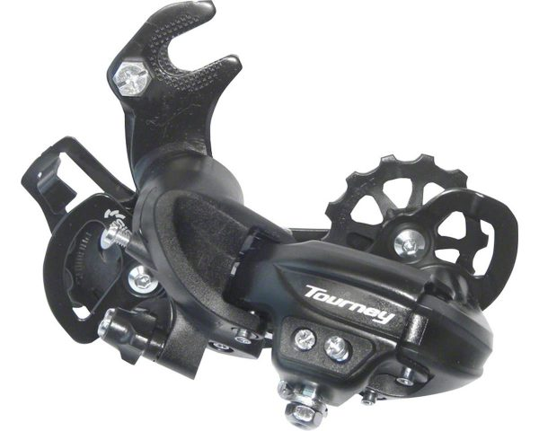 Shimano Tourney RD-TY300 Rear Derailleur (Black) (6/7 Speed) (Dropout/Claw Hanger) (L... - ERDTY300B