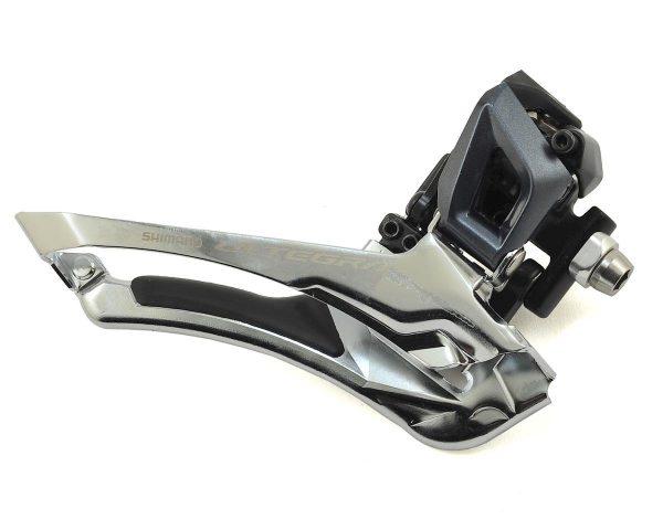 Shimano Ultegra FD-R8000 Front Derailleur (2 x 11 Speed) (Braze-On) (Down Swing) (Bot... - IFDR8000F