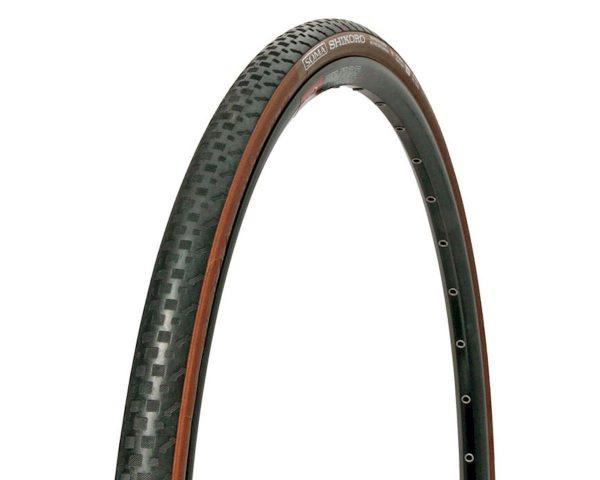Soma Shikoro Clincher Tire (Black/Brown) (700 x 28) - 46972