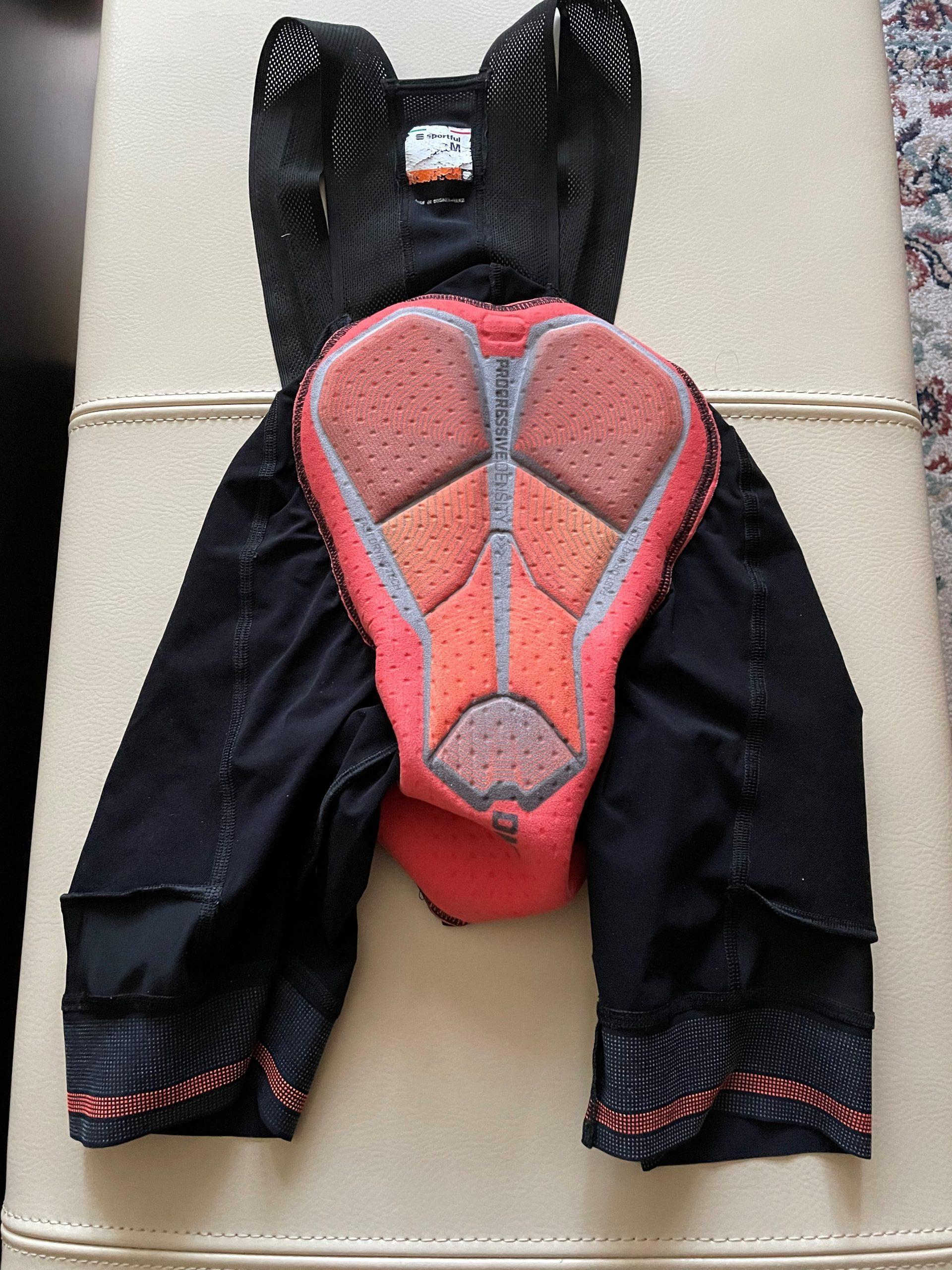 Sportful Supergiara bib short chamois