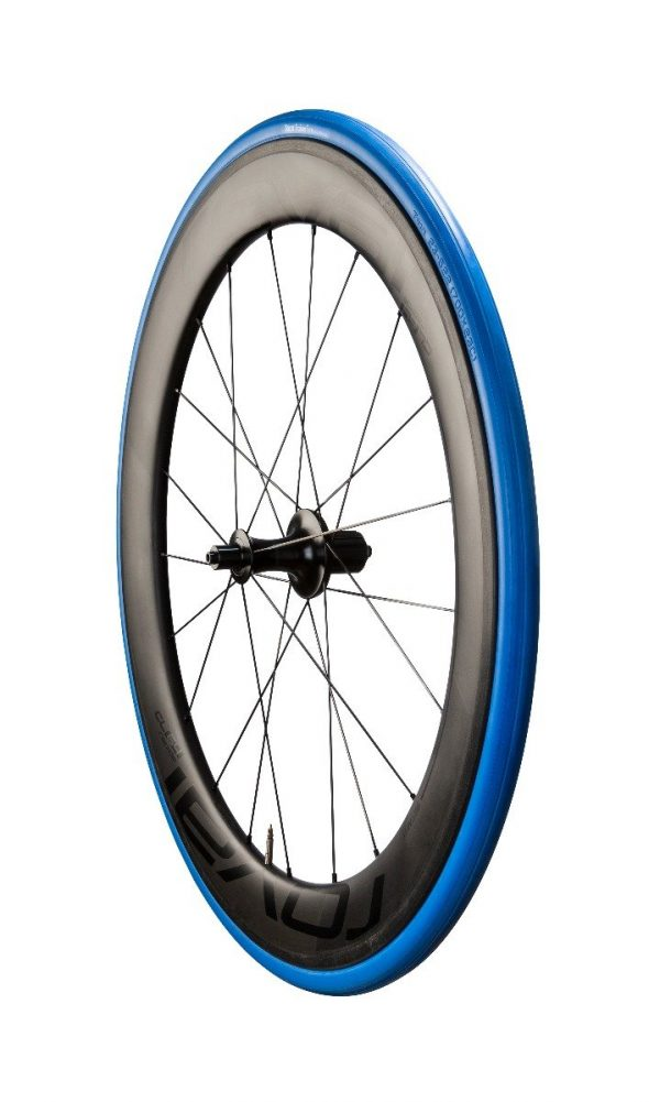 Tacx Indoor Trainer Tire 700x23c Blue