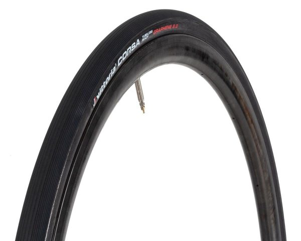 Vittoria Corsa G2.0 Competition Race Tire (Black) (700 x 23) - 11A00089