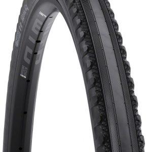 WTB Byway Tire - 700 x 44, TCS Tubeless, Folding, Black