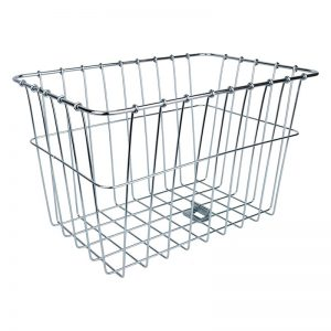 Wald Products Basket 585 Rear Rack-Top 14X9X9