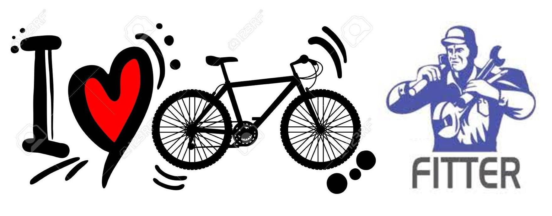 I love my bike fitter