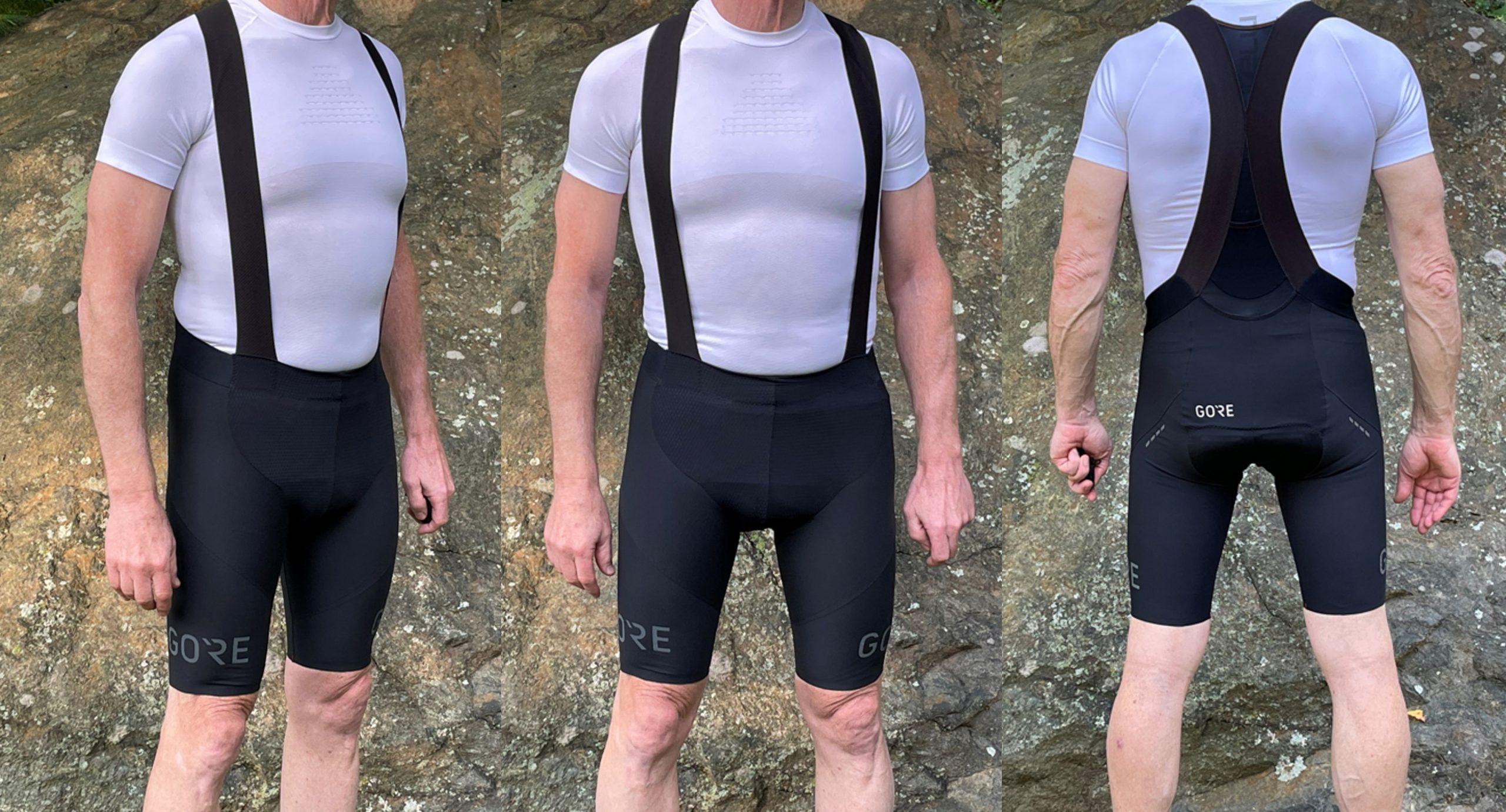 Gore C7 Long Distance Bib Shorts