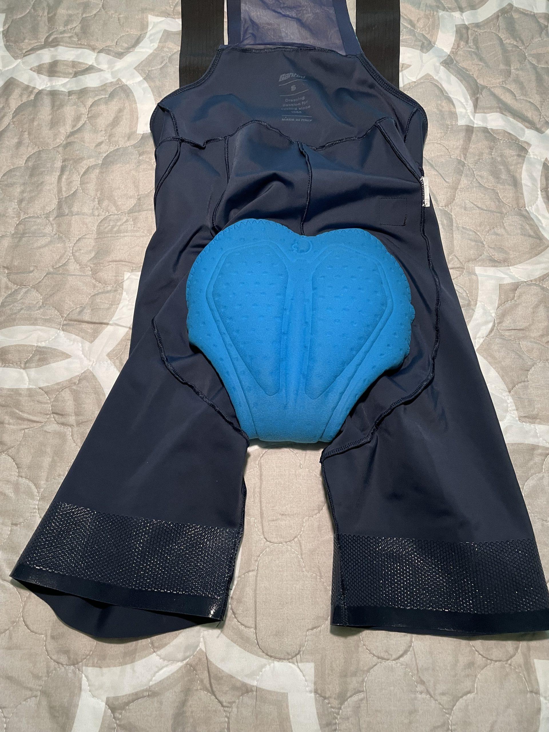 Santini Tono Dinamo Cycling Bib Shorts