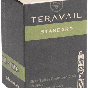 Q-Tubes / Teravail 24 x 3.50-4.50 Tube: Low Lead 32mm Presta Valve