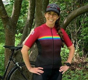 In The Know Cycling Tester Aiyana